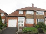 semi detached home for sale in LILAC AVENUE, GREAT BARR