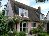 Cottage in Market Place, Lavenham...