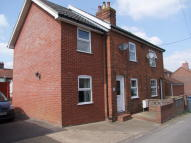 3 bedroom semi detached home in Prospect Place, Leiston