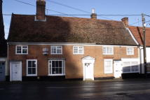 Cottage for sale in High St, Wickham Market