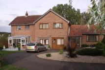 Detached home in Gt Glemham Rd...