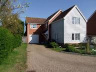 4 bedroom Detached house in The Gables, Leiston