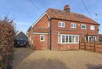 semi detached house for sale in The Terrace, Snape
