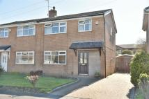 3 bedroom semi detached house in Melverley Drive, Leigh