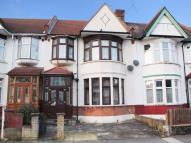 Terraced house in Cowley Road, Ilford, IG1