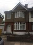 semi detached home in Meadway, Barking, IG3