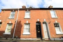Terraced home to rent in Central Winchester