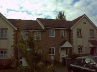 Terraced home in Henderson Close...