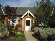 St Mary's Hall Bungalow to rent