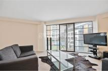 Flat to rent in Ice Wharf...