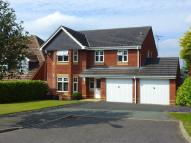 4 bed Detached house in 44 Hugo Way, Loggerheads...