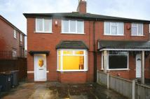 Poplar Avenue semi detached property to rent