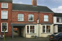 Flat to rent in High Street, Eccleshall...