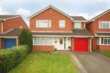 Detached property in 3 Fox Hollow, Eccleshall...