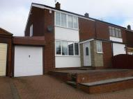 semi detached property to rent in Priory Road, Hednesford...