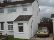 2 bed semi detached property to rent in Swn Y Nant...