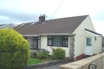 Semi-Detached Bungalow in Legions Way, Gelligaer...