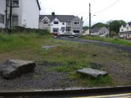Plot for sale in Pant-Y-Celyn Street...
