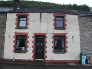Terraced home for sale in Chapel Street, Deri, CF81