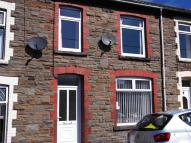 Terraced home in Gellideg Street...