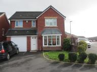 Detached property in Farm Close, Tir-Y-Berth...