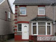 Gelligaer Road semi detached property to rent
