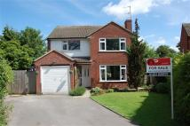 3 bedroom Detached home for sale in Glebe Close, Newent...