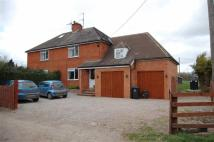 semi detached house in Dowles Cottages, Dymock...