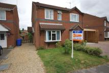 2 bedroom semi detached house to rent in Medforth Lane, Boston