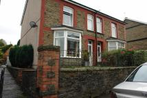 semi detached house to rent in Gordon Road, Blackwood...
