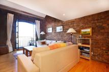 1 bed Flat to rent in Hope Wharf, Rotherhithe...