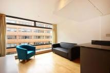 1 bedroom Flat to rent in Waterloo, Waterloo, SE1