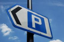 Parking in Steedman Street...