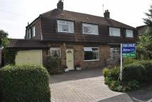 4 bed semi detached home for sale in Thickwood Moss Lane...