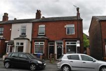 Terraced home in Harley Road, Sale...