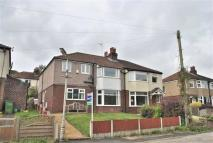 3 bed semi detached house to rent in Whitecroft Road, Strines...
