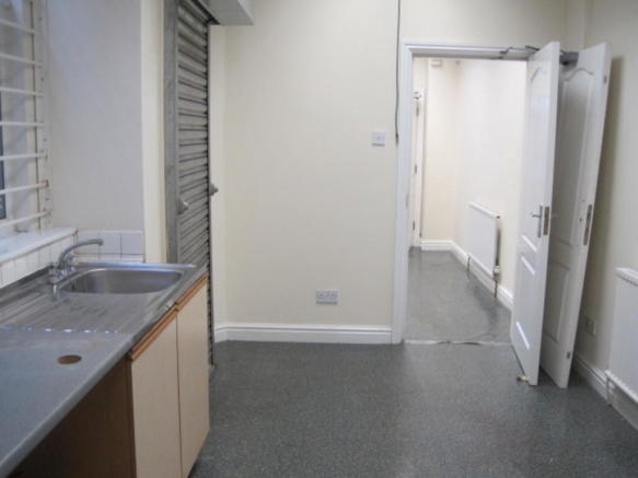 Kitchen Rear Room