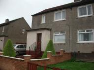Lauder Crescent semi detached house to rent