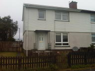 3 bed semi detached property in Tinto Crescent, Wishaw...