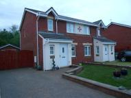 3 bed semi detached home for sale in Berryhill Crescent...
