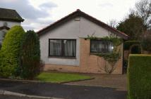 Detached Bungalow for sale in Aitken Drive, Beith
