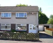 3 bed semi detached home in Monach Gardens, Dreghorn...