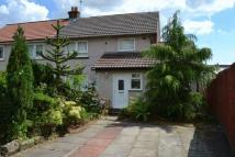 semi detached home for sale in Keir Hardie Drive...