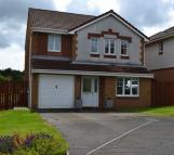4 bedroom Detached home in Caaf Close, Dalry