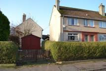 2 bed semi detached home for sale in Wingate Avenue, Dalry