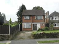 3 bed Detached home to rent in Chester Road...
