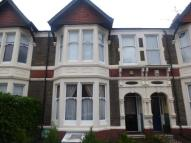 Apartment to rent in Kimberley Road, CARDIFF