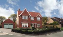 4 bed new house for sale in Calvestone road Cawston...