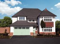 4 bed new property for sale in Calvestone road Cawston...