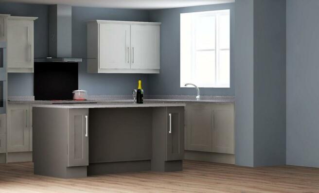 Proposed Kitchen  im